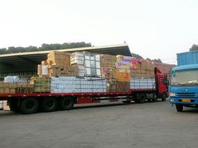 零担货物配载运输