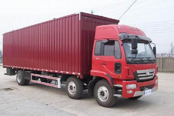 箱式货车整车运输